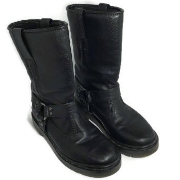 2cc5c9e81cc Demonia   Size 9 RIVAL-303 Women's Biker Boots